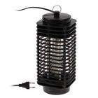 Уничтожитель насекомых электрический Irit IR-801, 3 Вт, 220 В, черный - фото 3364855