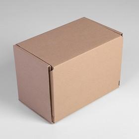 Box assembled 26.5 x 16.5 x 19 cm