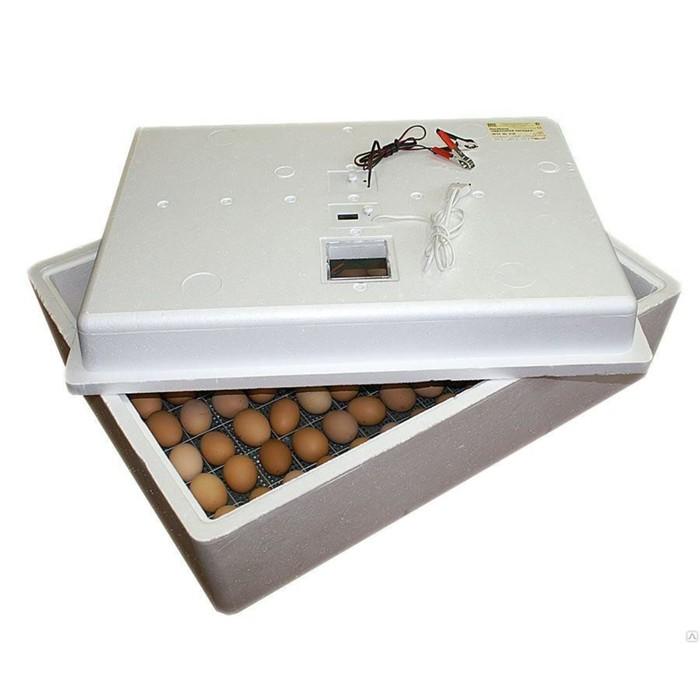 """Инкубатор ИБ2НБ-1Ц """"Идеальная Наседка"""", 63 яйца, 220 В"""