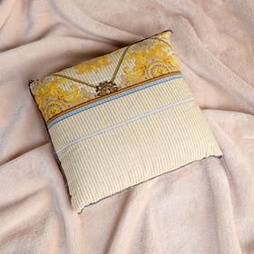 Подушка со стружкой можжевельника, сувенирная, 23×23 см, микс - фото 1633181