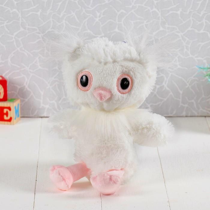 Мягкая игрушка «Сова», цвета МИКС