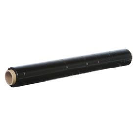 Стретч-пленка, черный, 500 мм х 70 м, 0,65 кг, 20 мкм