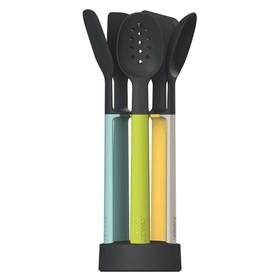 Набор кухонных инструментов Elevate Оpal, на подставке