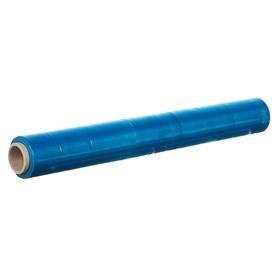 Стретч-пленка, синий, 500 мм х 70 м, 0,65 кг, 20 мкм