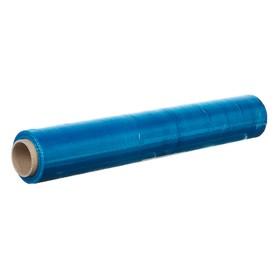 Стретч-пленка, синий, 500 мм х 130 м, 1,2 кг, 20 мкм