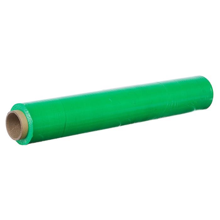 Стретч-пленка, зеленый, 500 мм х 130 м, 1,2 кг, 20 мкм