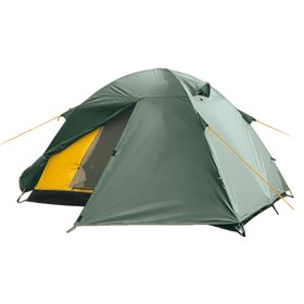 Палатка туристическая BTrace Malm 2, двухслойная, двухместная, цвет зеленый