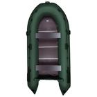 Лодка «Дельта-325СК» спорт, 325 х 150 см, цвет зелёный