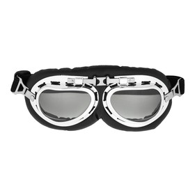 Glasses for riding motorcycles retro Torso, black
