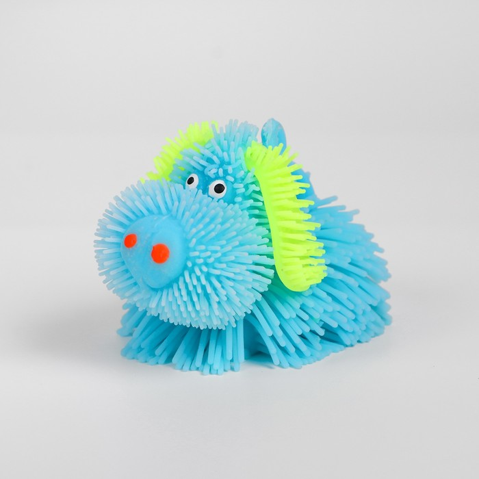 Ёжка световой «Собачка», цвета МИКС