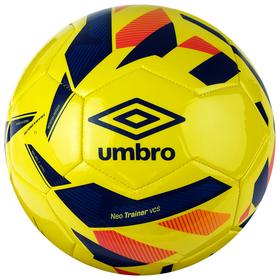 Мяч футбольный UMBRO Neo Trainer, размер 5, TPU, 20952U-FZN