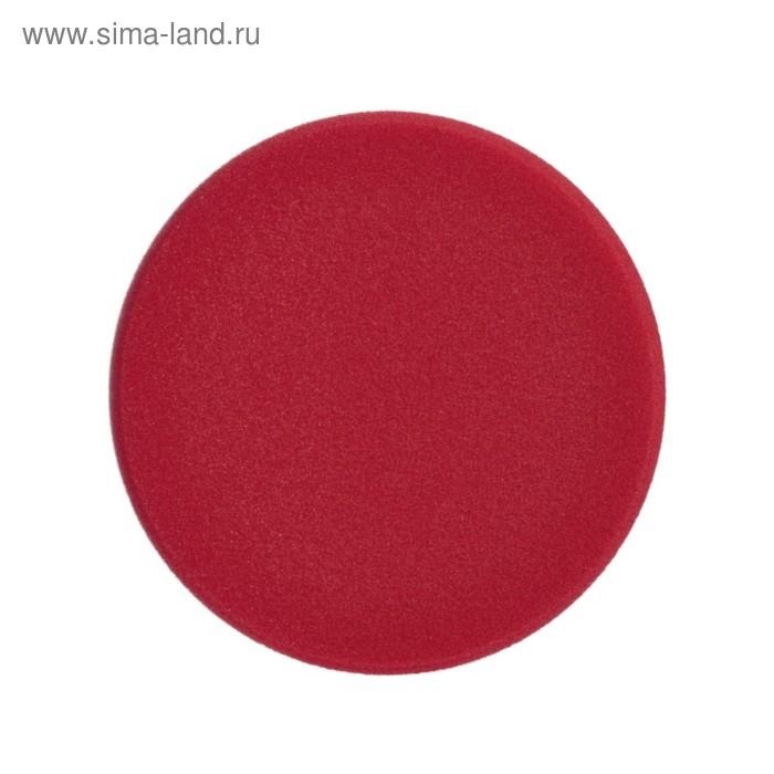 Полировочный круг Sonax красный, жесткий, 160 мм