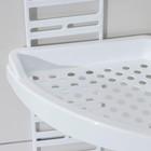 Полка угловая «Элегант», 32,2×6,3×70,6 см, цвет МИКС - фото 4651177