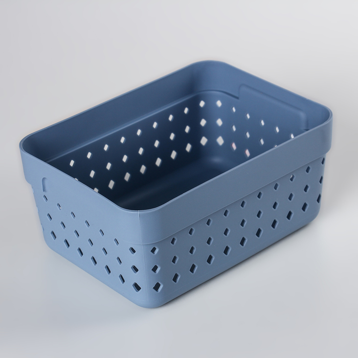 Органайзер 1,2 л Seoul, цвет туманно-голубой - фото 132185979
