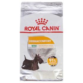 Сухой корм RC Mini Dermacomfort для собак с чувствительной кожей, 1 кг