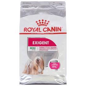 Сухой корм RC Mini Exigent для привередливых собак, 1 кг