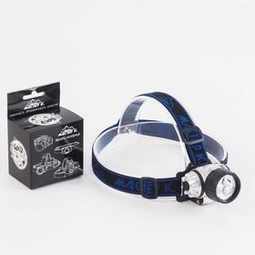 "Flashlight led headlamp ""Master K."" MHB-W05D3 (0.5 W 3AAA)"