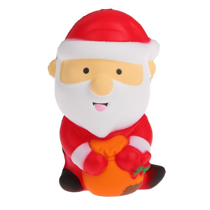 Мялка сквиши «Дед Мороз»