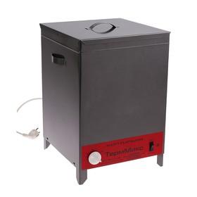 """Коптильня электрическая """"ТермМикс"""", цельнометаллическая, 1250 Вт, регулировка температуры"""
