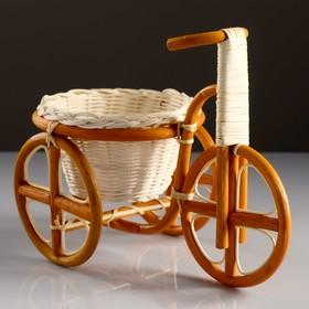 {{photo.Alt    photo.Description    'Кашпо «Велосипед», 29×15×19 см, кашпо 20×12 см, ротанг'}}