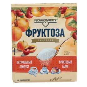 """Фруктоза  """"Novasweet"""" 250 г"""
