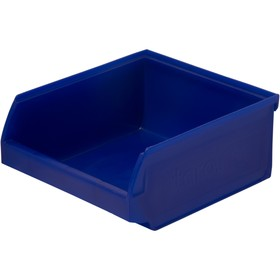 Лоток для склада Ancona, сплошной 107х98х47 синий