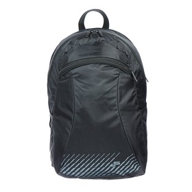 Рюкзак молодёжный, Luris «Корсо», 44 x 30 x 17 см, эргономичная спинка, «Штрих», серый