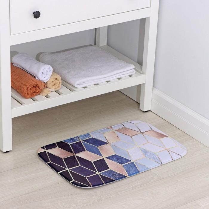 "Bath Mat ""Burlesque""40x60 cm"