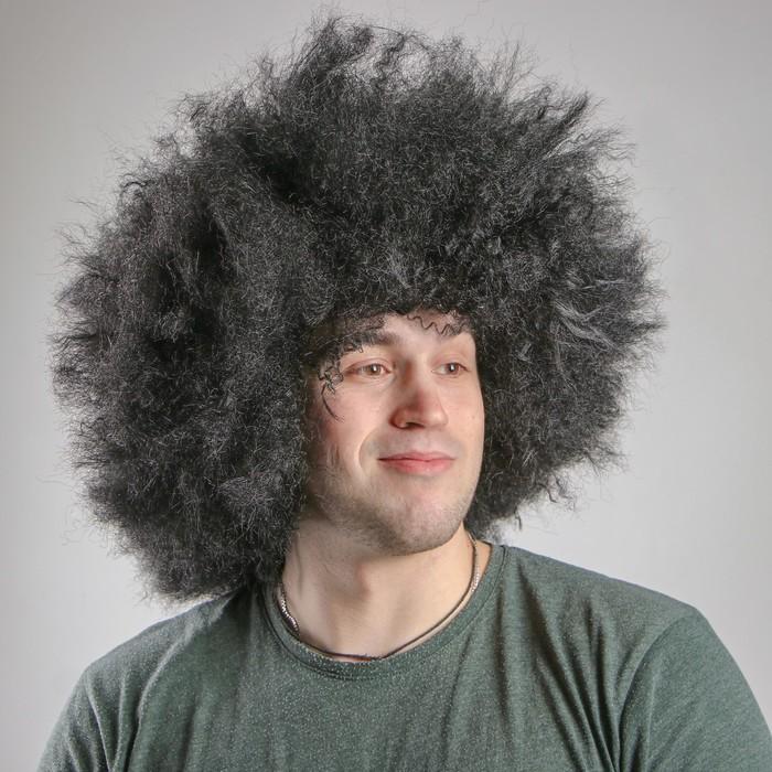 """Карнавальный парик """"Обьём"""" 230 грамм"""