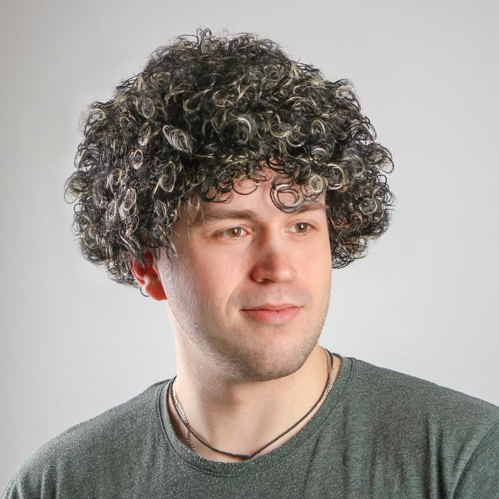 Карнавальный парик «Кудри», 90 г