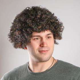 Карнавальный парик «Кудрявый», 90 г
