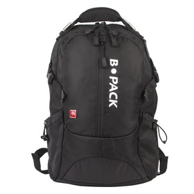 Backpack youth ergonom. Back Brauberg B-PACK 47 * 31 * 16, 2 part