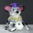 """Копилка """"Мышка толстопуз"""", глянец, разноцветный, 27 см"""