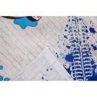 Постельное бельё 1,5сп «Граффити», 145х215см, 150х215см, 70х70 см, бязь - фото 105558955