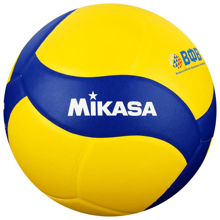 Мяч волейбольный MIKASA V330W, размер 5, PU, оф. парам. FIVB