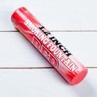 Цветной дым красный, заряд 1,2 дюйма, ПРОФИ, высокая интенсивность, 60 сек, 17 см
