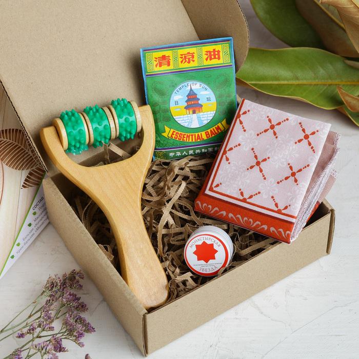 Подарочный набор Healthy collection, 15 х 13 х 5,5 см