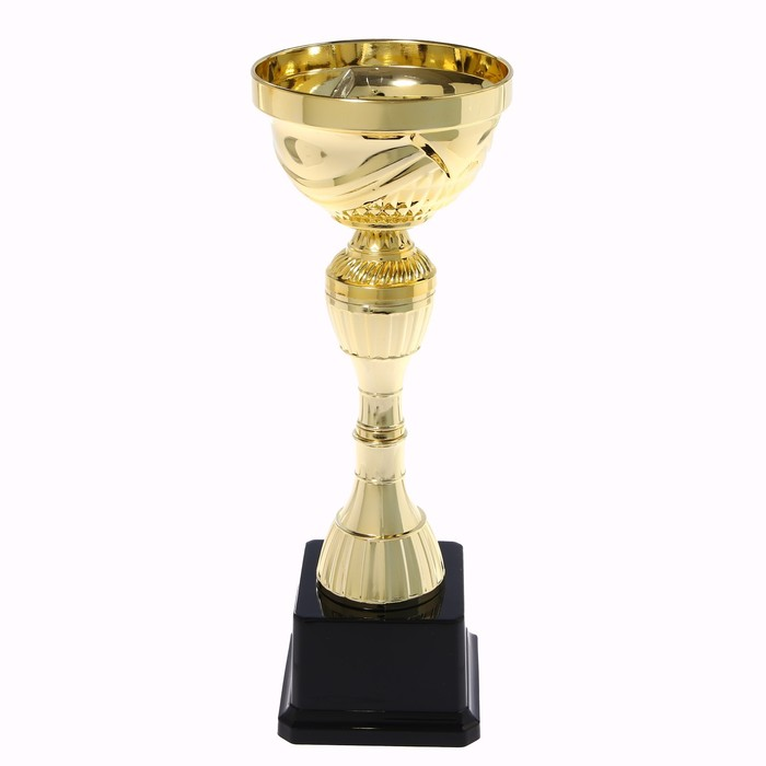 Кубок спортивный 134B. Цвет зол, 27,5*10*8,5 см.