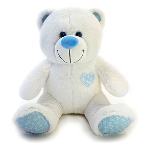 Мягкая игрушка «Мишка Тони», 70 см, цвет белый