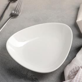 Triangular dish 18.5 cm, WL-992783 / A