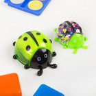 """Набор для творчества """"Слим божья коровка с шариками своими руками"""", цвет зеленый"""