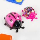 """Набор для творчества """"Слим божья коровка с шариками своими руками"""", цвет розовый"""