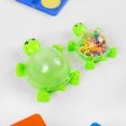 """Набор для творчества """"Слим черепашка с шариками своими руками"""", цвет зеленый"""