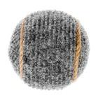 Когтеточка-шар из ковролина, 7.5 см