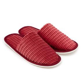 Тапочки женские TAP MODA арт. 12, красный, размер 35 Ош