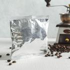 Кофе натуральный жареный в зёрнах, 50г