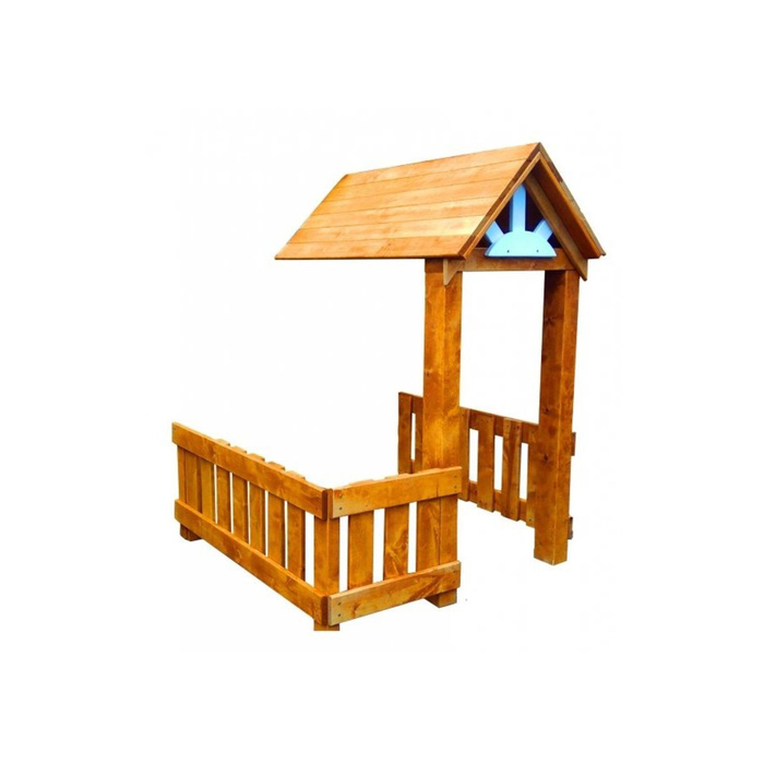 Веранда Можга для солнечого домика