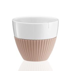 Чайный стакан Anytime 300 мл, 2 шт, оранжевый