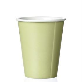 Чайный стакан Laurа 200 мл, светло-зелёный