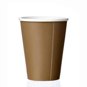 Чайный стакан Andy 320 мл, коричневый